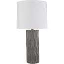 Online Designer Living Room Gray Ceramic Table Lamp