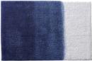 Online Designer Bathroom ombre blue bath runner
