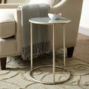 Online Designer Combined Living/Dining Ellison Side Table  - Silver