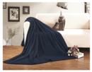Online Designer Combined Living/Dining Navy Blanket