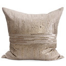 Online Designer Bedroom Bliss Studio Vionnet Champagne Throw Pillow