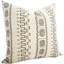 Online Designer Living Room Zoe Throw Pillow by Bungalow Rose™