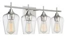 Online Designer Bathroom Staci 4-Light Vanity Light