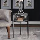 Online Designer Living Room Drum Side Table