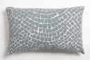 Online Designer Living Room Cobblestone Cotton Lumbar Pillow
