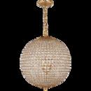 Online Designer Bedroom Renwick Large Sphere Chandelier