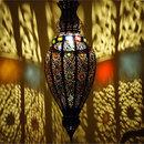 Online Designer Patio Majestic Moroccan Lamp