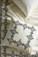 Online Designer Kids Room Embroidered Argenta Euro Sham