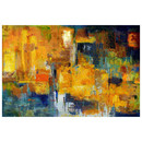 Online Designer Home/Small Office Moe's Home Collection Thunder Painting Print on Canvas (allmodern)