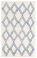 Online Designer Combined Living/Dining Diamond Shag Rug