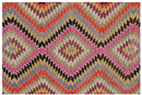 Online Designer Bedroom VINTAGE Turkish Kilim Rug