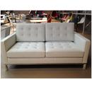 Online Designer Living Room Florence Knoll 2 Seater Sofa