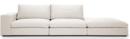 Online Designer Living Room CUBED SOFA  + OTTOMAN