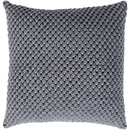 Online Designer Other Gray Crochet Pillow