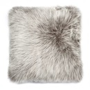 Online Designer Living Room Gaetane Faux Fur Throw Pillow