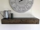 Online Designer Living Room Kaydence Wood Floating Shelf