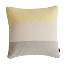 Online Designer Combined Living/Dining Pearl Cushion in Yellow, Rose, & Grey design by OYOY