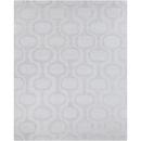 Online Designer Living Room Light Gray Pattern Rug