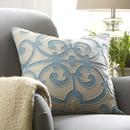Online Designer Living Room Estelle Linen Pillow Cover by Birch Lane