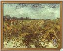 Online Designer Living Room Van Gogh: Vineyard, 1988 by Vincent Van Gogh