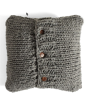 Online Designer Living Room 'Grand' Cable Knit Accent Pillow