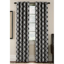 Online Designer Combined Living/Dining Florinda Curtain Panels
