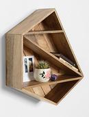 Online Designer Living Room Magical Thinking Geo Shelf