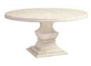 Online Designer Combined Living/Dining Andrews Pedestal Dining Table