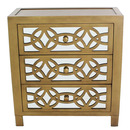 Online Designer Living Room Karratha 3 Drawer Accent Chest