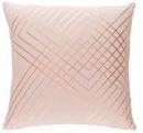 Online Designer Bedroom Intersect pillow, blush