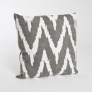 Online Designer Studio Brasileiro 100% Cotton Throw Pillow