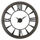 Online Designer Living Room Large Bronze Finish Wall Clock