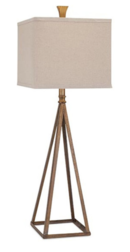 Online Designer Combined Living/Dining MODERN PRISM TABLE LAMP