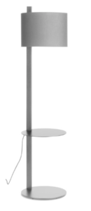 Online Designer Living Room Note Floor Lamp with Table