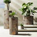 Online Designer Patio girona patina planters