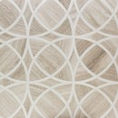 Online Designer Living Room Celtic wooden beige and thassos marble tile