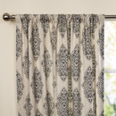 Online Designer Combined Living/Dining Prue Single Curtain Panel