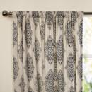 Online Designer Combined Living/Dining Prue Single Curtain Panel