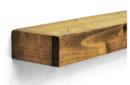 Online Designer Living Room Mantel Farmhouse Floating Shelf