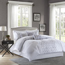 Online Designer Bedroom Iris 7 Piece Comforter Set