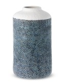 Online Designer Bedroom Shagreen Ceramic Jars, Large
