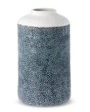 Online Designer Bedroom Shagreen Ceramic Jars, Large