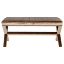 Online Designer Living Room Melanie Bench (Antique Sage)
