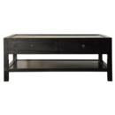 Online Designer Living Room Noir Ming Coffee Table Hand Rubbed Black