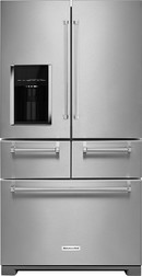 Online Designer Kitchen French Door Refrigerator
