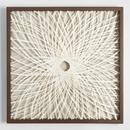 Online Designer Bedroom Rice Paper Spiral Shadowbox Wall Art