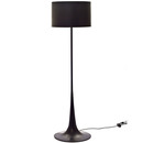 Online Designer Living Room Silk Floor Lamp