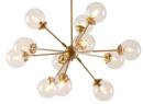 Online Designer Combined Living/Dining Benites 12-Light Sputnik Chandelier