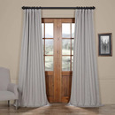Online Designer Bedroom Manwaring Faux Linen Blackout Single Curtain Panel