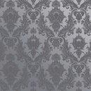 Online Designer Bedroom Damsel Textured Self Adhesive Wallpaper in Blue Pearl design by Tempaper